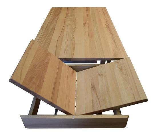 tisch esstisch kernbuche bei. Black Bedroom Furniture Sets. Home Design Ideas