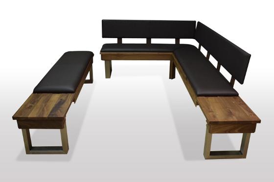 Pin Design Sitzbank Karina Trend Kunstleder Modern In ...