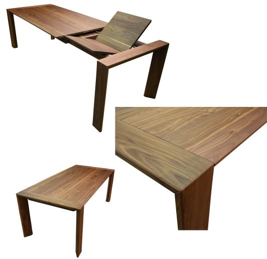 Massivholz esstische online kaufen tische nach ma for Esstisch nuss