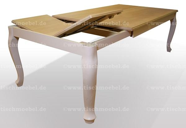 esstisch-Chippendale-ausziehbar-buche-260-x-120