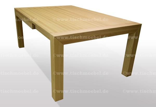 Tisch-esche-cube-ausziehbar