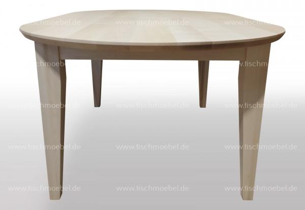 Tisch Ahorn oval 200x90cm
