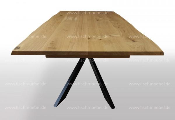 Tischplatte nach Maß Erle massiv