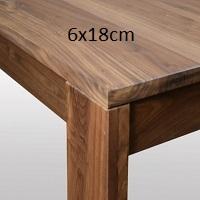 rechteckig-6x18cm