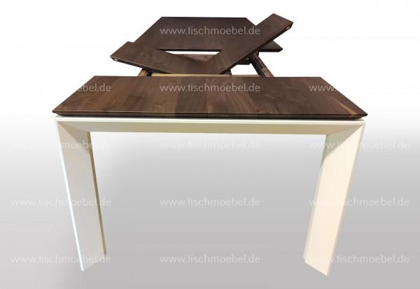 Tisch Nussbaum 160x90cm