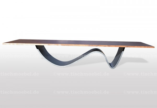 Tischgestell Wave