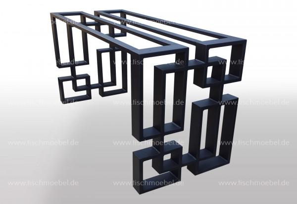 Tischgestell Labyrinth