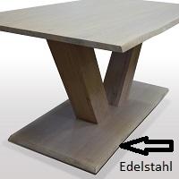 V-untergestell-auf-Edelstahl